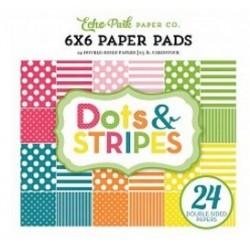 Echo Park Dots & Stripes...
