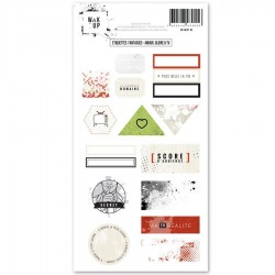 Planche de stickers -...
