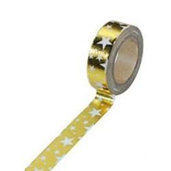 "Masking tape ""métallique..."