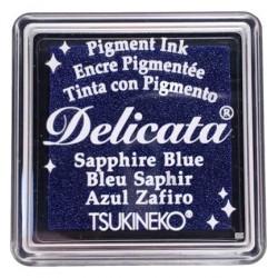 Mini Delicata Bleu Saphir