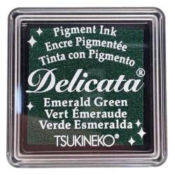 Mini Delicata Vert émeraude