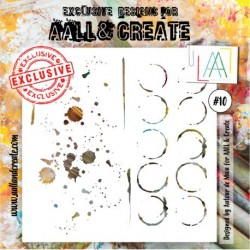 AALL and Create Stencil...
