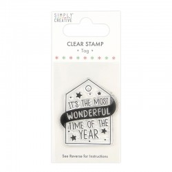 Tampon clear tag Wonderful...