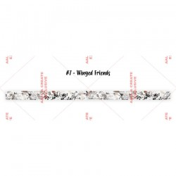 Washi Tape AALL 07 WINGED...