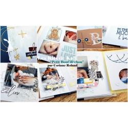 """Kit Mini Album """"Petit Bout..."""